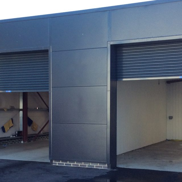 Aluminium Roller Shutters