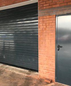 Steel Hinged Doors