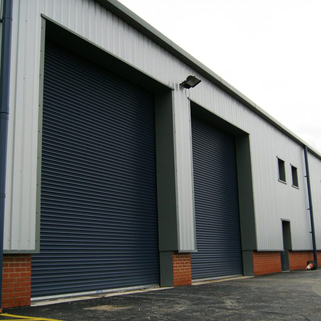 Uninsulated Roller Shutters