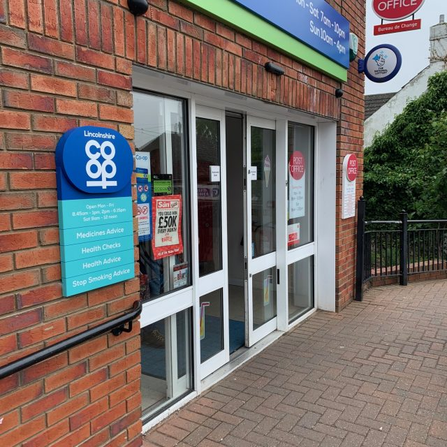 Automatic Sliding Doors for Co-op