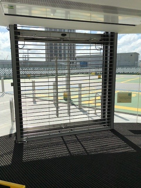 Tube and Link Roller Security Shutters